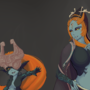 Midna and Midna