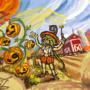 Kabo the Pumpkin Bumpkin