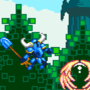 Shovel Knight vs. Skull Guy