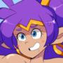 Shantae limbering up 💦