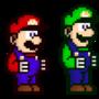 Custom Mario Character Sprites