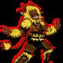 Regulus regalo de cumpleaños para criswolf09