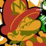 Boastful Luigi
