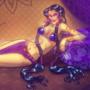Exotic Beauty - PURPLE REDUX 2020
