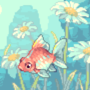 fish daisy wheee