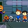 Halloween mockup 2020
