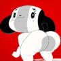 "Switch Dog ""dance"""