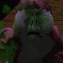 3D Sittin' Orangutan (blender 2.9)