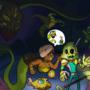 Shell and Skull