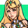 Mythra's outfit upgrade!