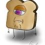 Uni-Bread by FilthyNeckBeard