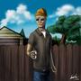 Rusty Shackleford by Izzy-A