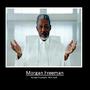 Morgan Freeman by Wert107