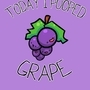 Grapes - iPhone Wallpaper by Tyler