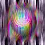Super Rainbow Flower by BarkBarkBOOM