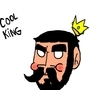 The cool king by vpeluso
