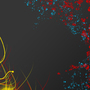 Elements coliding wallpaper by BrAxTrax