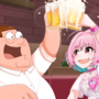 Family Guy x Idolm@ster