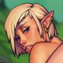 WaB. Leaf's anal scene