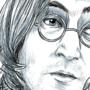 ABOVE US ONLY SKY - John Lennon