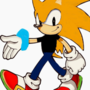 Chris the hedgehog Sonic OC