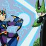 Mega Man X VS Cell