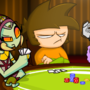 Poker Night in the Newgrounds