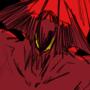 Devil, man