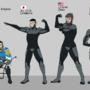 Azen Empire Character Lineup