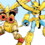 Golden Armor Brothers