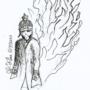 Patron of Pheonix (Inktober #9)