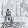 Left Alone (Inktober #10)