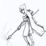 Hunter (Inktober #11)