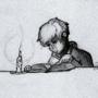 Study (Inktober #12)