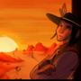 A Yeehaw Sunset