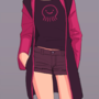 Casual Dark Gwenpool