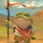 Arid Frog