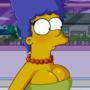lady gaga Simpsons