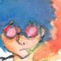 Inktober VI: Watercolour Trials I [2K20]