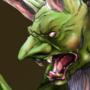 Goblat, the goblin bat hybrid!