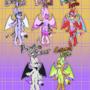 Bat Adoptables [OPEN]