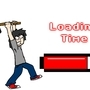 Loading Time Art by theGoronclub