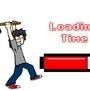 Loading Time Art