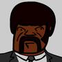 Samuel L Jackson Pulp Fiction by Shoiscool
