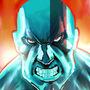 kratos art-rage PP by orathio89
