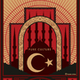 Instanbul Poster by Spibby