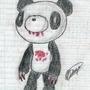Killer bear by lecherin94
