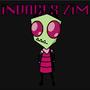 Invader Zim Aert. by CptCarisma