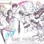 Shade's Fantasia promo poster