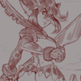 Ryuko Matoi -Commission-